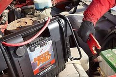 Offering: Battery JumpStart Or Battery replacement