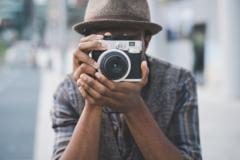 ich biete Hilfe: Ich kann fotografieren