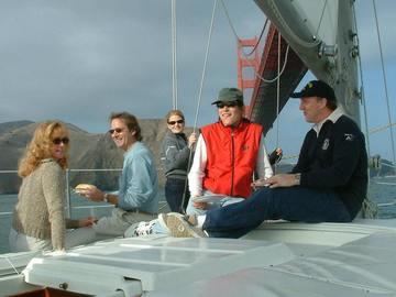 Yachts: Sail San Francisco Bay On Yacht with Captain Pam