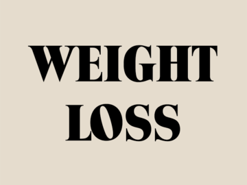 Consultation: Weight Loss & Management