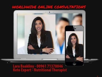 Consultation: Nutritional Therapist
