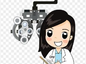 Scheduled Consultation: Eye problems