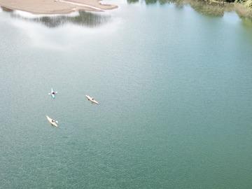 Travesía: Kayak de medio día en Laguna Escondida