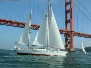Yachts: Sail San Francisco Bay On Yacht with Captain Pam