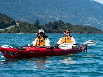 Travesía: Travesía en Kayak (2 días y 1 noche)