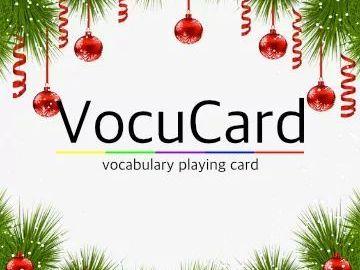 ҮЙЛЧИЛГЭЭ: Англи үг цээжлэх VocuCard (34900)