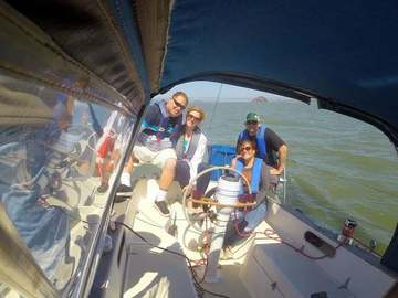 Enjoy a sailing adventure on San Francisco Bay