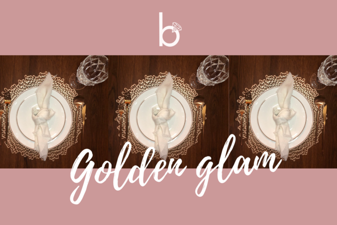 Nightly rental: Golden Glam