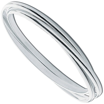 Selling: Silver Russian Wedding Bangle