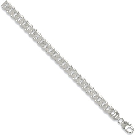 Selling: Silver Curb Chain