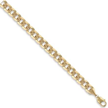 Y/G Flat Curb Chain