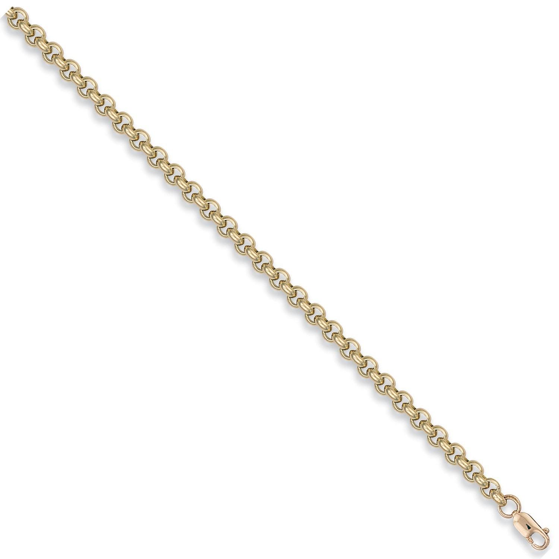 Y/G Round Belcher Chain