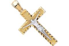 Selling: Y & WG Crucifix