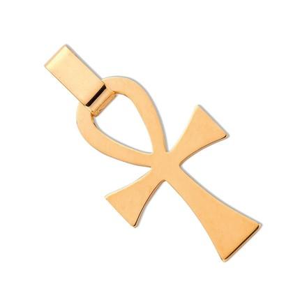 Selling: Y/G Ankh Cross - Key of Life