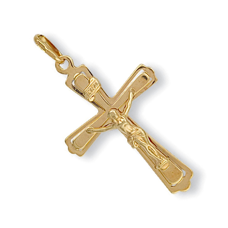 Y/G Cut Out Crucifix