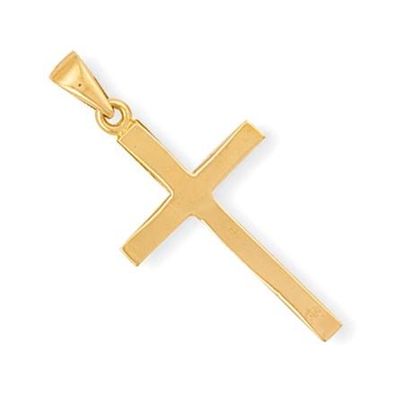 Selling: Y/G Plain Cross