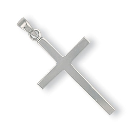 W/G Plain Cross