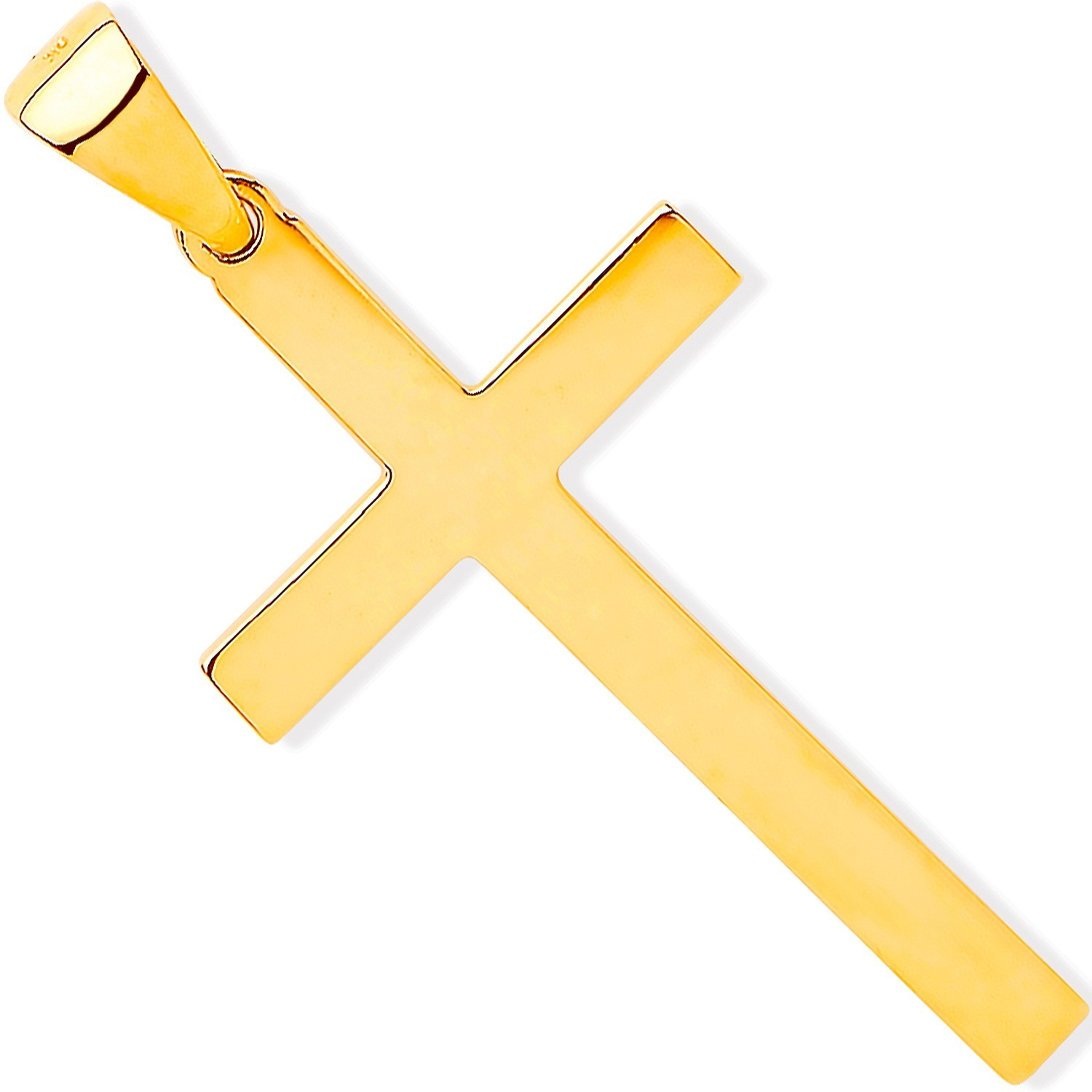 Y/G Solid Large Plain Cross