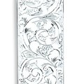 Selling: Silver Engraved Money Clip