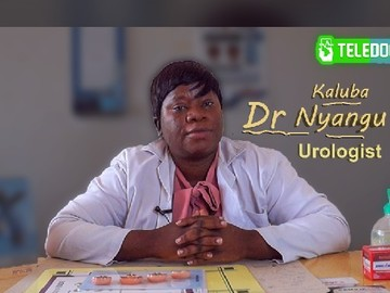 Scheduled Consultation: Dr Kaluba Nyangu