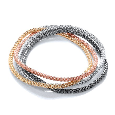 Selling: 4 Strand Multi Colours Fancy Bracelet