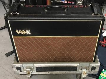 Rent : Vox AC30 2x12 guitar amp
