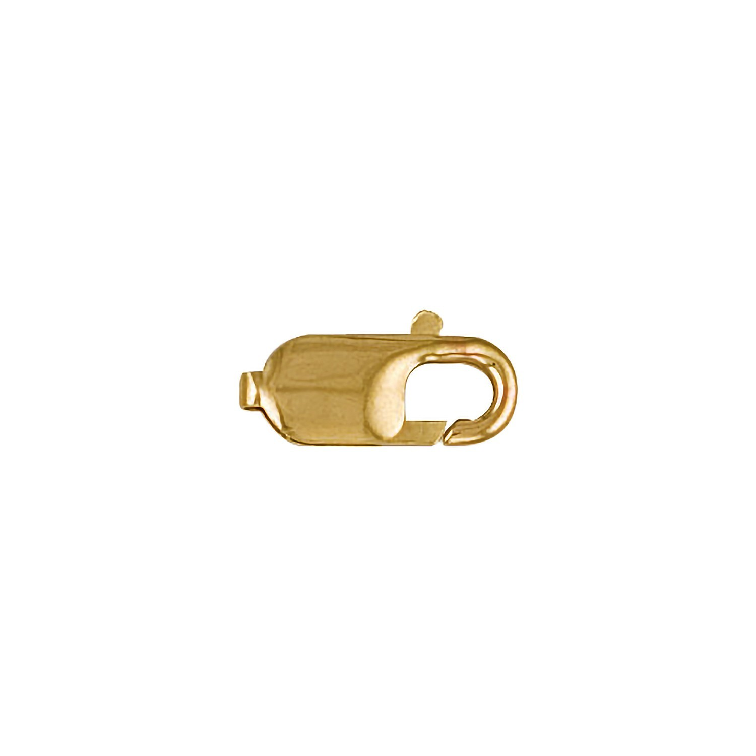 Y/G 11mm Trigger Clasp (Pack of 3)