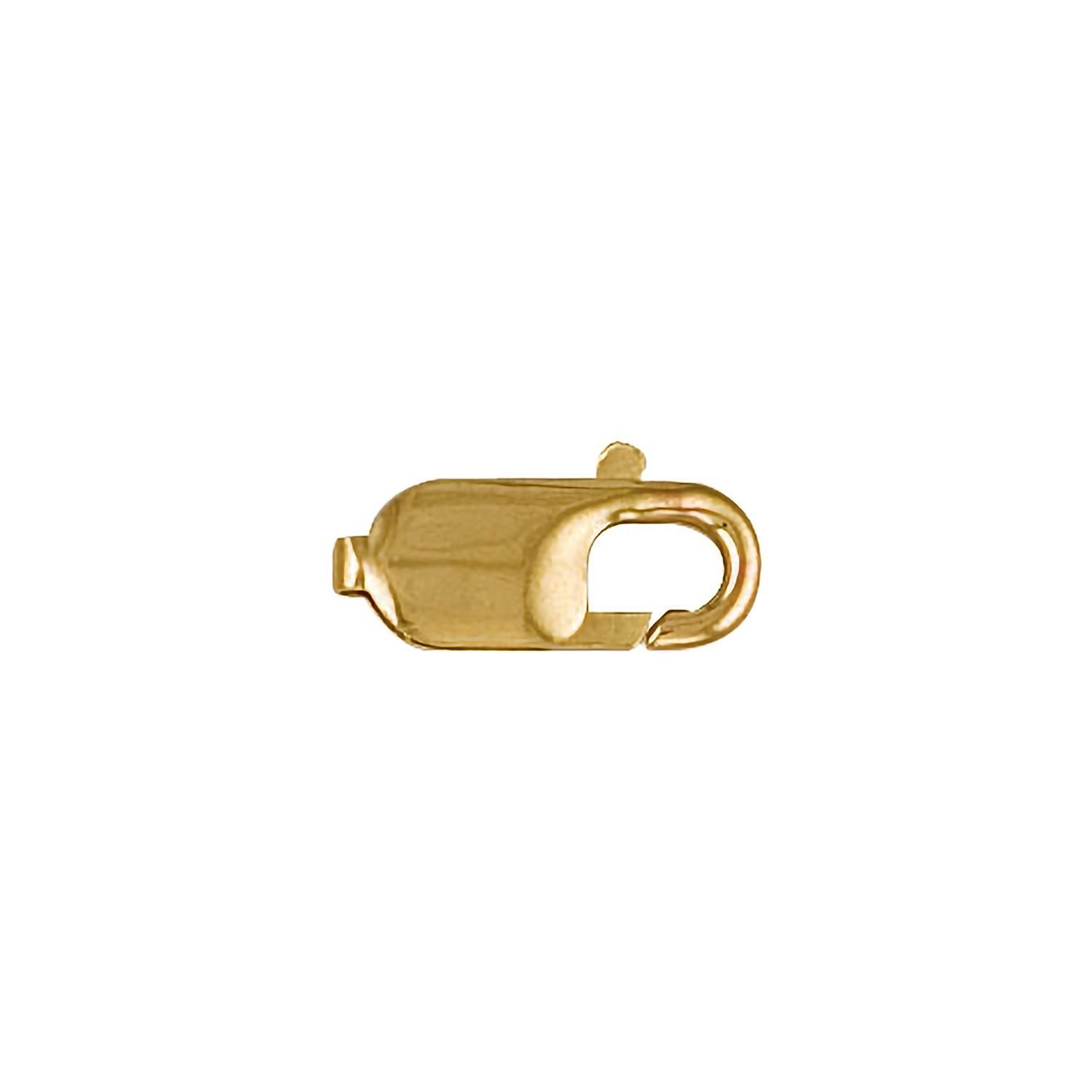 Y/G 13mm Trigger Clasp (Pack of 3)