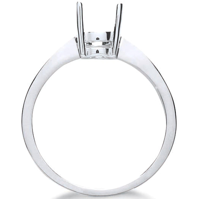 18ct W/G Ring Mount 1.00ct