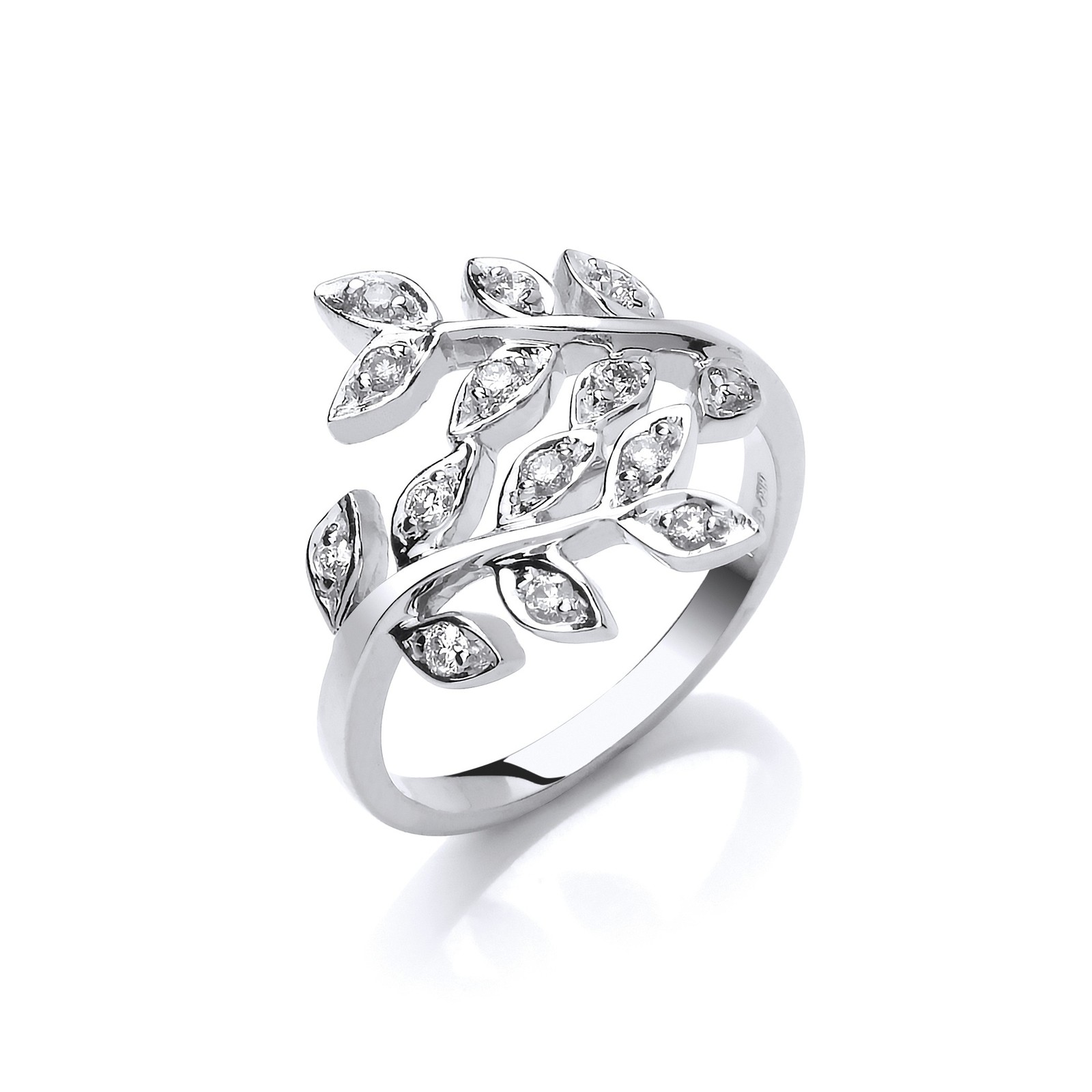 9ct W/G 0.25ct Diamond Ring