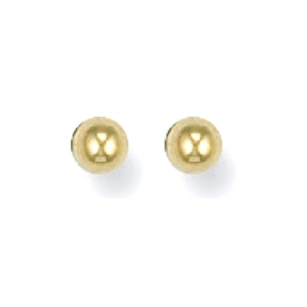 Selling: 9ct Y/G 3mm Ball Studs
