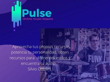 Clases: Pulse - Formación profesional para Bateristas