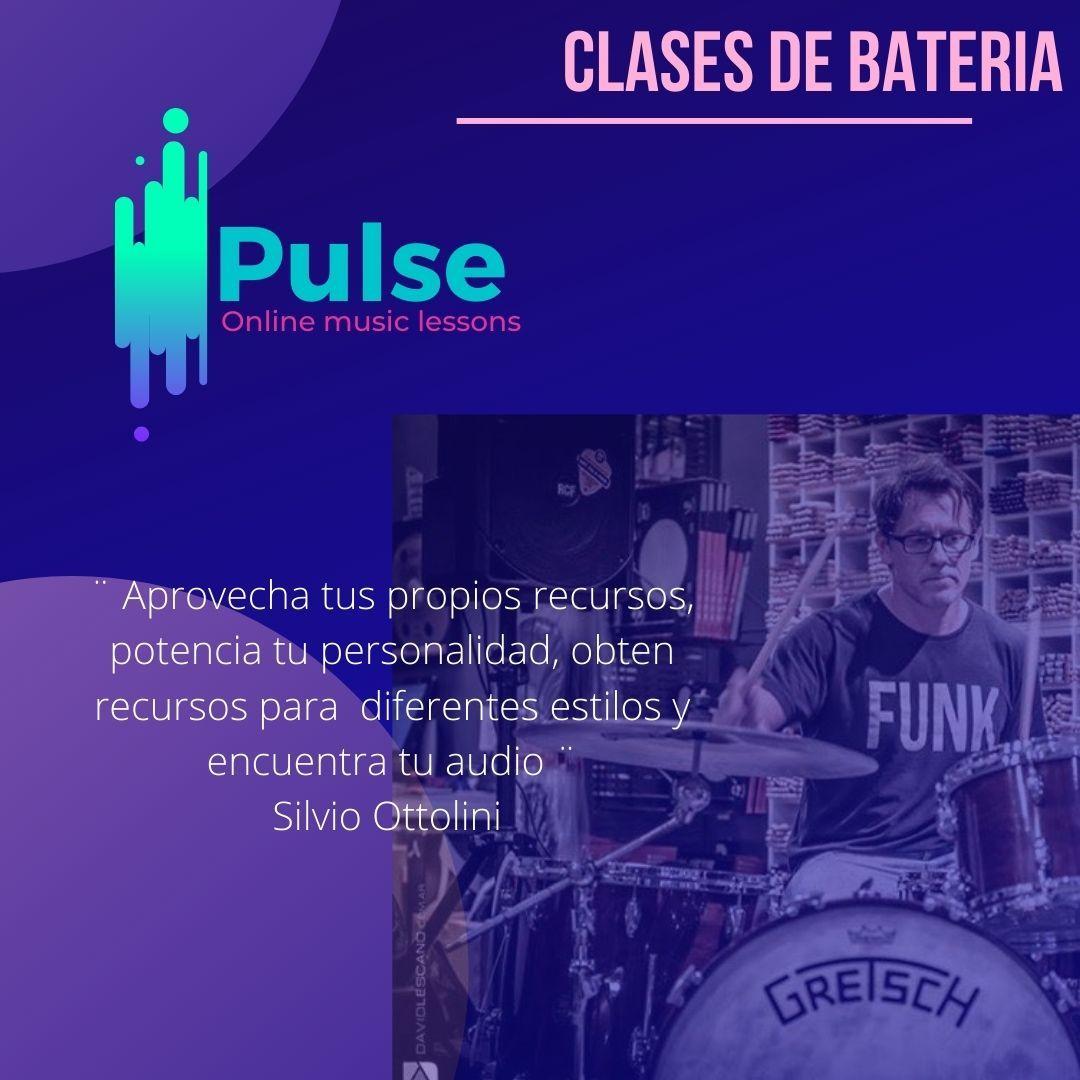 Pulse - Formación profesional para Bateristas