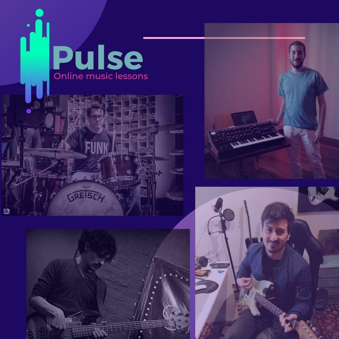 Pulse - Formación para Bajistas