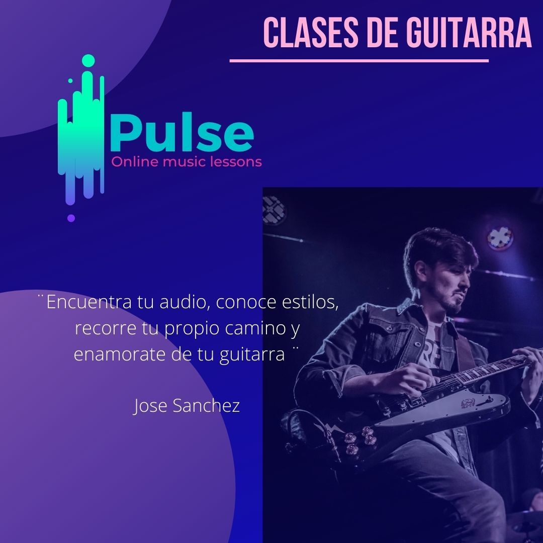 Pulse - Formación para Guitarristas