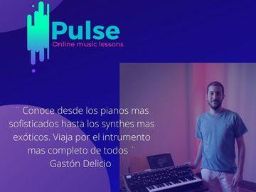 Clases: Pulse - Formación para Piano/Teclados