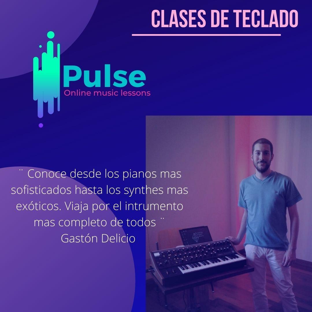 Pulse - Formación para Piano/Teclados