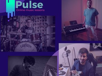 Clases: Pulse - Online Music Lessons