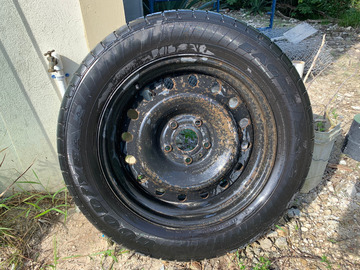 """Sell: 20"""" Goodyear Eagle Tire and Rim"""