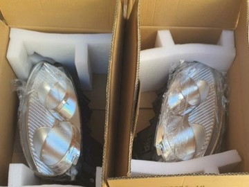 VW Jetta Headlights 2005 - 2010