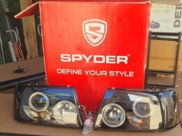 Sell: 2001 - 2011 Ford Ranger Spyder Headlights