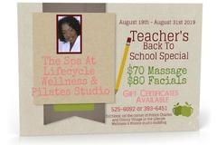 Service: Touch of Inspiration Spa