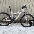 Selling: Specialized Myka FSR Comp Women's XC bike