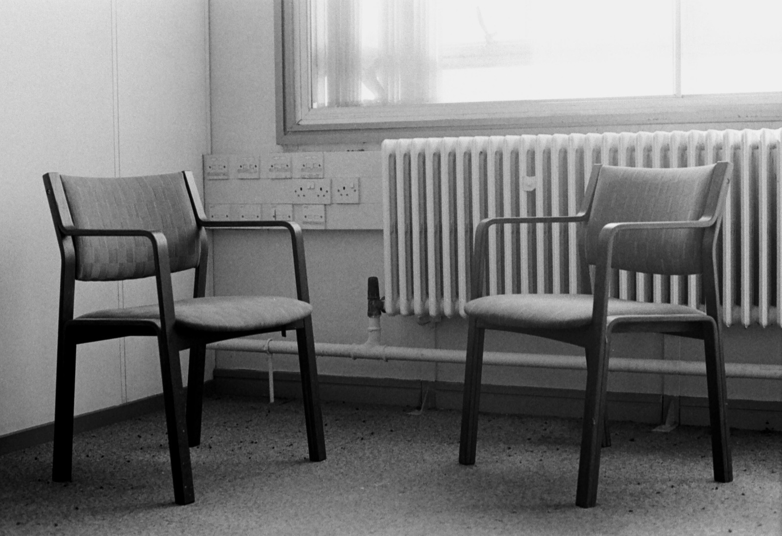 A Pair of Chatty Chairs Photo