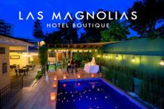 Hotels Pre-book: LAS MAGNOLIAS HOTEL BOUTIQUE