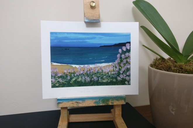 Selling: Three, The St Ives Series - giclée fine art print