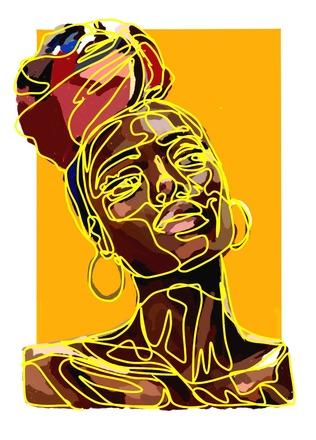 Selling: Brown Skin Girl II