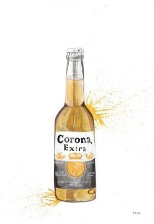 Selling: Corona Giclée Print