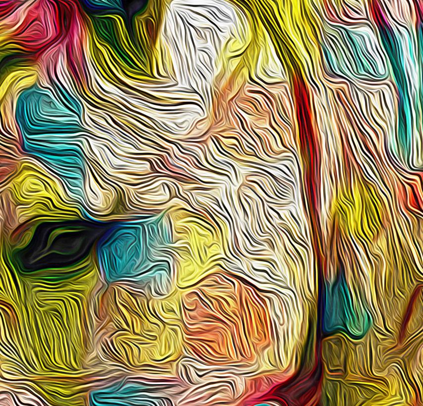 Abraxas - God Head by Gordon Coldwell