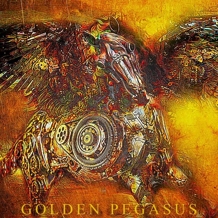 Selling: Golden Pegasus by Gordon Coldwell
